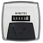 Yokogawa 240211AAAB7JBD - ELASPED TIME METERRating- 120 V/AC, 60 Hz, 3.0WScale- HOURSLegend- W/POINT EIGHT LOGO - Product Image