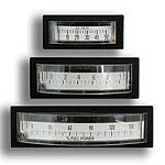 Yokogawa 288151HFHF7JAD - AC AMMETER Rating- 0-5 AACScale- 0-1.6Legend- AC KILOAMPERES - Product Image