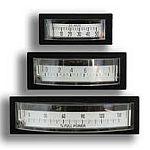 Yokogawa 288151HFHF7JAN - AC AMMETER Rating- 0-5 AACScale- 0-600 Legend- AC AMPERES - Product Image