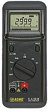 AEMC Model CA5210[Catalog No. 2116.74]Digital Multimeter (4,000-count, Average Sensing, 1% Accuracy) - Product Image