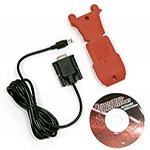 PC I/F KIT, DATA RECORDING SYS, DMM/CLAMP-ONS   Model- RS-232 KIT2   Part Number- 2733445 - Product Image