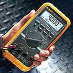FLUKE-787 PROCESSMETERManufacturer Part Number: 619913 - Product Image