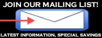 Join W.E.I. Inc. mailing list.