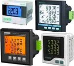 W.E.I. offers Multifunction Power Meters