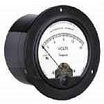 Simpson Catalog Number - 06910Model - 25AStyle - Round  0-50   DCMV  3.5 UL RNDRating- 0-50 mV/DCScale- 0-50Legend- DC MILLIVOLTS - Product Image