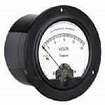 Simpson Catalog Number - 08890Model - 125AStyle - Round 0-10   DCV   2.5 UL RNDRating- 0-10 V/DCScale- 0-10Legend- DC VOLTS - Product Image