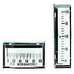 Yokogawa 185111CYCY - DC AMMETERRating- 0-50 uA/DCScale- 0-50Legend- DC MICROAMPERES - Product Image