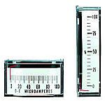 Yokogawa 185111DRDR - DC AMMETERRating- 0-100 uA/DCScale- 0-100Legend- DC MICROAMPS - Product Image