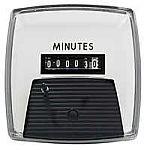 Yokogawa 240212ADAB7JAM - TIME METERRating- 120 V/AC, 50 Hz, 3.0WScale- HOURS RESETLegend- W/SIEMENS LOGO - Product Image
