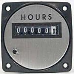 Yokogawa 240614AAAD - TIME METERRating- 120 V/AC, 60 Hz, 3.0WScale- MINUTES RESETLegend-  - Product Image