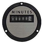 Yokogawa 240633ACAE - TIME METERRating- 480 V/AC, 60 Hz, 3.0WScale- MINUTES NON-RESETLegend-  - Product Image