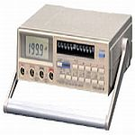 753101 3-1/2 Digit LCD DMM with Comparator Function and Battery - Product Image