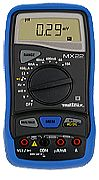 AEMC Model MX22[Catalog No. 2119.22]Digital Multimeter (4000-count, TRMS, 0.5% accuracy with holster) - Product Image