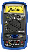 AEMC Model MX26[Catalog No. 2119.25]Digital Multimeter (5000-count, TRMS, 0.3% accuracy, with holster) - Product Image