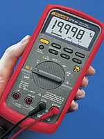 FLUKE-87-5-EX INTRINSICALLY SAFE TRUE RMS MULTIMETER Item Number- 2547226 - Product Image