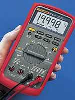 FLUKE-87-5-EX INTRINSICALLY SAFE TRUE RMS MULTIMETER Item Number- 2547226 - Product Image