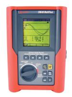Amprobe DM-III Multitest 1000A Power Quality RecorderManufacturer Part Number: 2731242 - Product Image