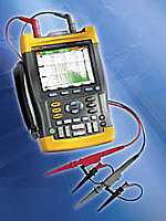 FLUKE-192C/003S COLOR SCOPEMETER 60 MHZ WITH SOFTWAREManufacturer Part Number: 3379465 - Product Image